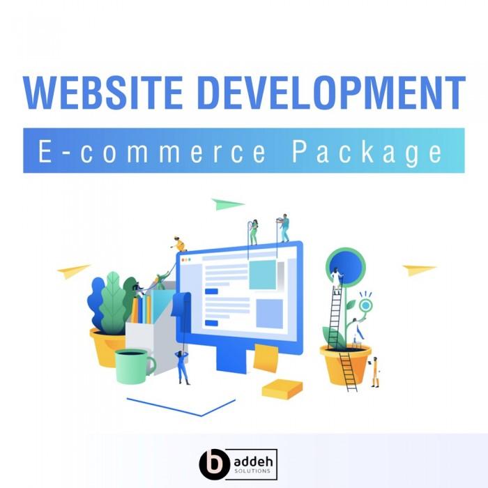 Website Development - E-Commerce Basic